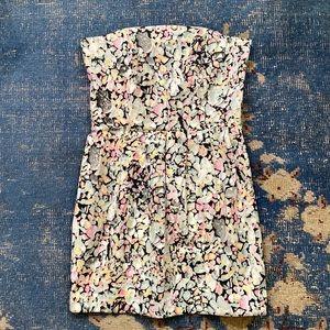 NWT Ben Sherman Strapless Dress L